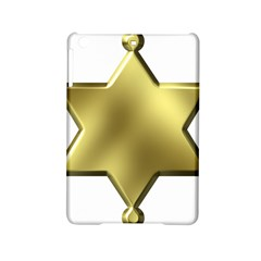 Sheriff Badge Clip Art iPad Mini 2 Hardshell Cases