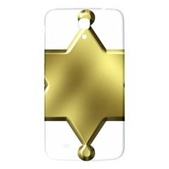 Sheriff Badge Clip Art Samsung Galaxy Mega I9200 Hardshell Back Case