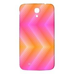 Pattern Background Pink Orange Samsung Galaxy Mega I9200 Hardshell Back Case