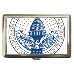 Presidential Inauguration USA Republican President Trump Pence 2017 Logo Cigarette Money Cases