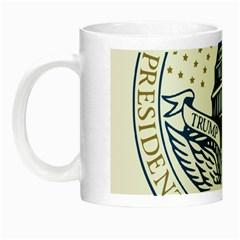 Presidential Inauguration Usa Republican President Trump Pence 2017 Logo Night Luminous Mugs