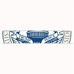 Presidential Inauguration Usa Republican President Trump Pence 2017 Logo Small Bar Mats