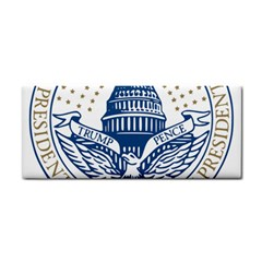 Presidential Inauguration USA Republican President Trump Pence 2017 Logo Cosmetic Storage Cases