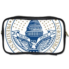 Presidential Inauguration USA Republican President Trump Pence 2017 Logo Toiletries Bags 2-Side