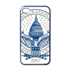 Presidential Inauguration USA Republican President Trump Pence 2017 Logo Apple iPhone 4 Case (Black)