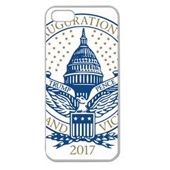 Presidential Inauguration USA Republican President Trump Pence 2017 Logo Apple Seamless iPhone 5 Case (Clear)