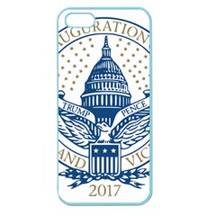 Presidential Inauguration USA Republican President Trump Pence 2017 Logo Apple Seamless iPhone 5 Case (Color)