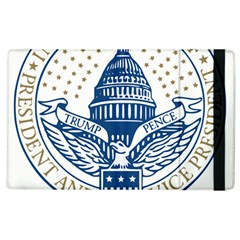 Presidential Inauguration USA Republican President Trump Pence 2017 Logo Apple iPad 3/4 Flip Case