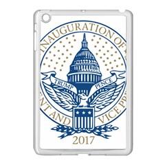 Presidential Inauguration USA Republican President Trump Pence 2017 Logo Apple iPad Mini Case (White)