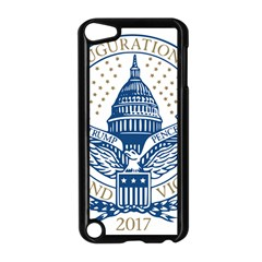 Presidential Inauguration USA Republican President Trump Pence 2017 Logo Apple iPod Touch 5 Case (Black)