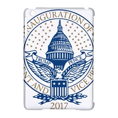 Presidential Inauguration USA Republican President Trump Pence 2017 Logo Apple iPad Mini Hardshell Case (Compatible with Smart Cover)