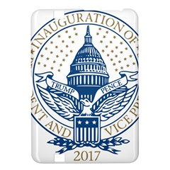 Presidential Inauguration USA Republican President Trump Pence 2017 Logo Kindle Fire HD 8.9