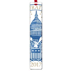 Presidential Inauguration USA Republican President Trump Pence 2017 Logo Large Book Marks