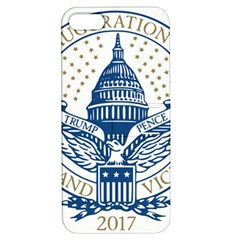 Presidential Inauguration USA Republican President Trump Pence 2017 Logo Apple iPhone 5 Hardshell Case with Stand