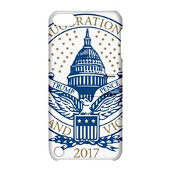 Presidential Inauguration USA Republican President Trump Pence 2017 Logo Apple iPod Touch 5 Hardshell Case with Stand