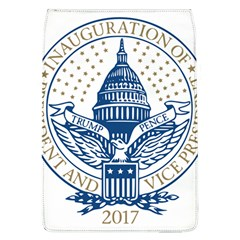 Presidential Inauguration USA Republican President Trump Pence 2017 Logo Flap Covers (L)