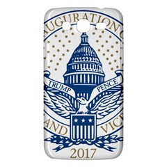Presidential Inauguration USA Republican President Trump Pence 2017 Logo Samsung Galaxy Mega 5.8 I9152 Hardshell Case