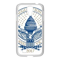 Presidential Inauguration USA Republican President Trump Pence 2017 Logo Samsung GALAXY S4 I9500/ I9505 Case (White)
