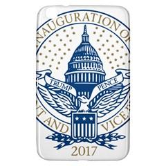Presidential Inauguration USA Republican President Trump Pence 2017 Logo Samsung Galaxy Tab 3 (8 ) T3100 Hardshell Case