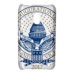 Presidential Inauguration USA Republican President Trump Pence 2017 Logo Nokia Lumia 620