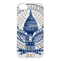 Presidential Inauguration USA Republican President Trump Pence 2017 Logo Apple iPhone 5S/ SE Hardshell Case
