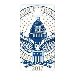 Presidential Inauguration USA Republican President Trump Pence 2017 Logo Samsung Galaxy Note 3 N9005 Hardshell Back Case