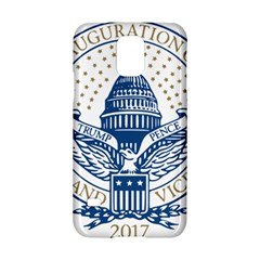 Presidential Inauguration USA Republican President Trump Pence 2017 Logo Samsung Galaxy S5 Hardshell Case