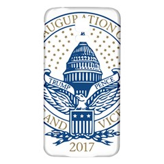 Presidential Inauguration USA Republican President Trump Pence 2017 Logo Samsung Galaxy S5 Back Case (White)