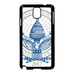 Presidential Inauguration USA Republican President Trump Pence 2017 Logo Samsung Galaxy Note 3 Neo Hardshell Case (Black)