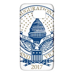 Presidential Inauguration USA Republican President Trump Pence 2017 Logo Galaxy S6