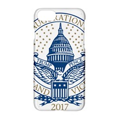 Presidential Inauguration USA Republican President Trump Pence 2017 Logo Apple iPhone 7 Hardshell Case
