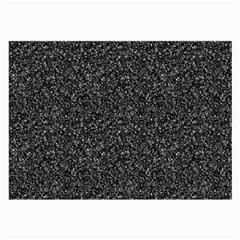 Gray Texture Large Glasses Cloth