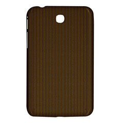 Gold Texture Samsung Galaxy Tab 3 (7 ) P3200 Hardshell Case