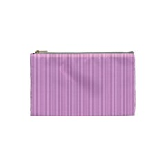 Pink Texture Cosmetic Bag (small)