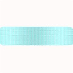 Light blue texture Large Bar Mats