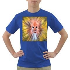 Monster Ghost Horror Face Dark T-Shirt