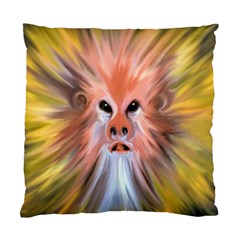 Monster Ghost Horror Face Standard Cushion Case (One Side)