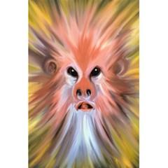 Monster Ghost Horror Face 5.5  x 8.5  Notebooks