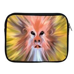 Monster Ghost Horror Face Apple iPad 2/3/4 Zipper Cases