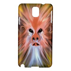 Monster Ghost Horror Face Samsung Galaxy Note 3 N9005 Hardshell Case