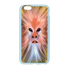 Monster Ghost Horror Face Apple Seamless iPhone 6/6S Case (Color)