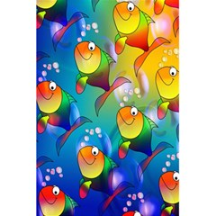 Fish Pattern 5.5  x 8.5  Notebooks