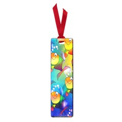Fish Pattern Small Book Marks
