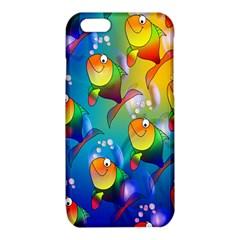 Fish Pattern iPhone 6/6S TPU Case