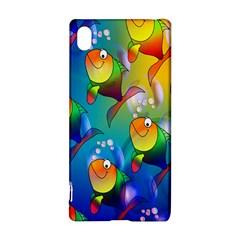 Fish Pattern Sony Xperia Z3+