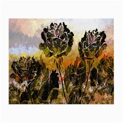 Abstract Digital Art Small Glasses Cloth (2-Side)