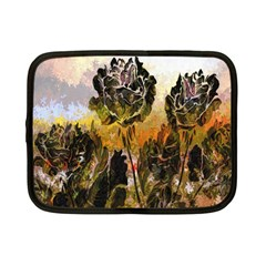 Abstract Digital Art Netbook Case (Small)