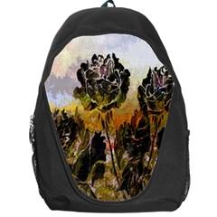 Abstract Digital Art Backpack Bag