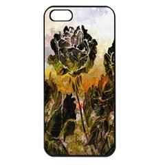 Abstract Digital Art Apple Iphone 5 Seamless Case (black)
