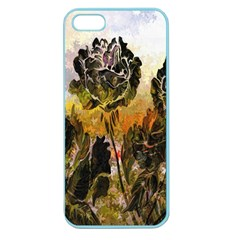 Abstract Digital Art Apple Seamless iPhone 5 Case (Color)